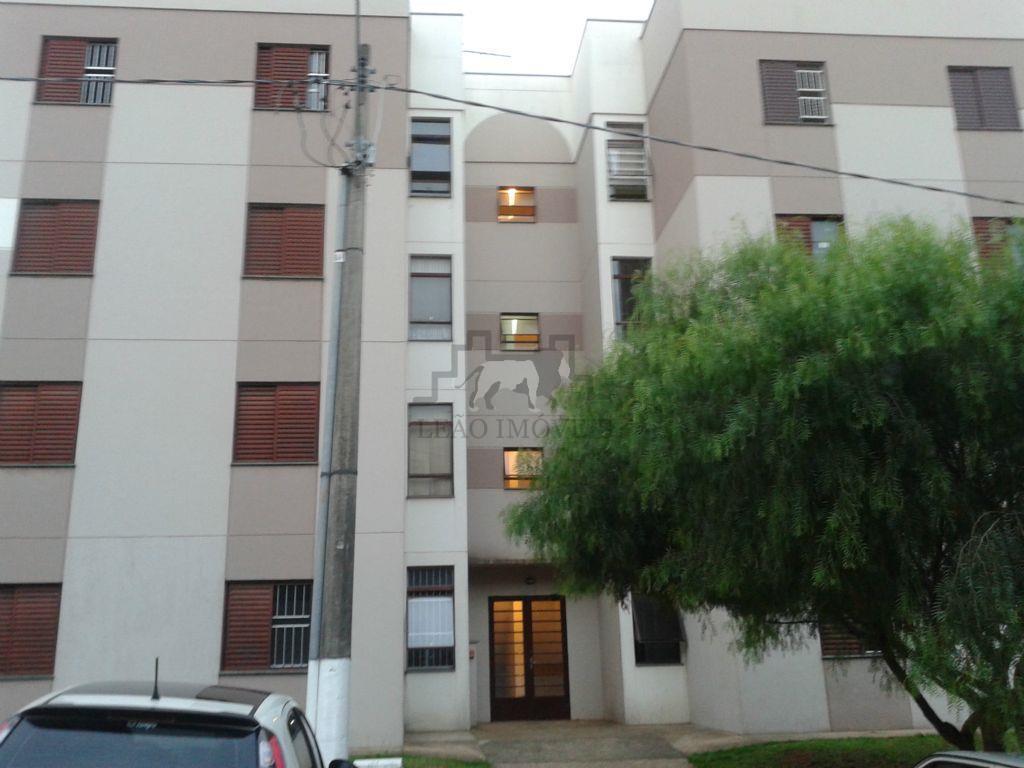 Apartamento residencial à venda, Parque São Jorge, Campinas.