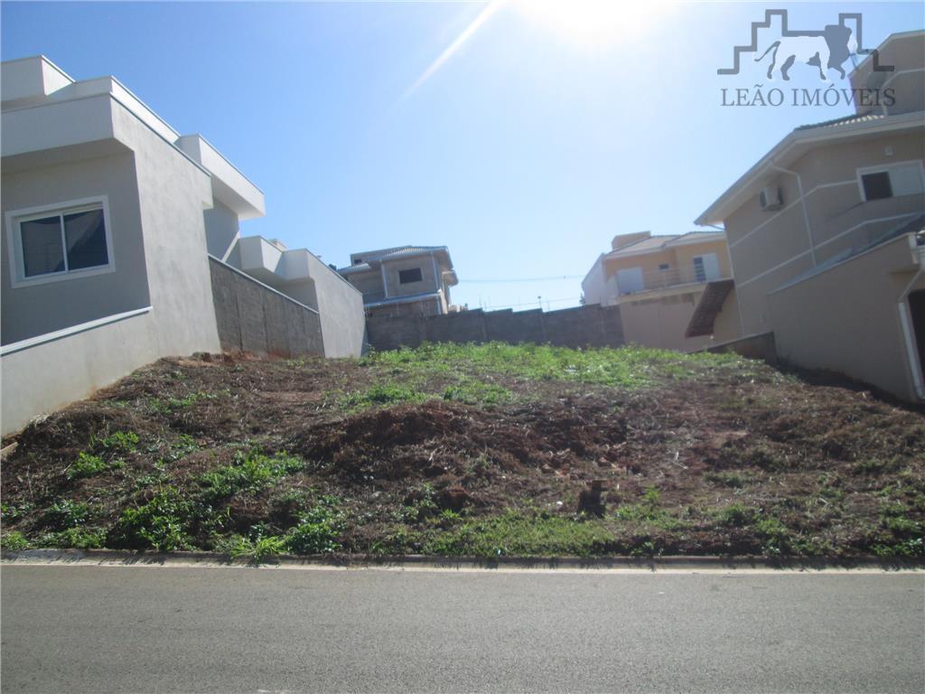 Terreno residencial à venda, Condomínio Villagio di Napoli, Valinhos.