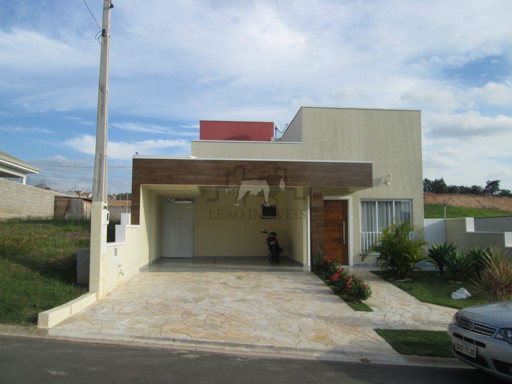 Casa residencial à venda, Condomínio Santa Clara, Valinhos.