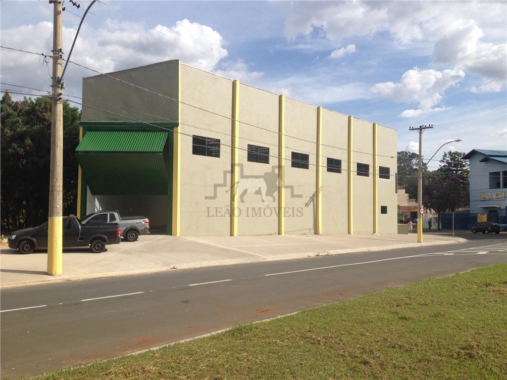 Barracão comercial para locação, Lenheiro, Valinhos.