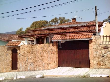Casa residencial à venda, Centro, Serra Negra.