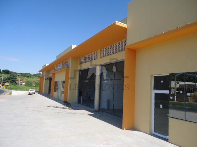Barracão comercial para locação, Santa Cruz, Valinhos.