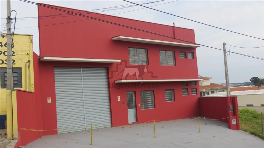 Barracão comercial para venda e locação, Jardim Alto da Colina, Valinhos.