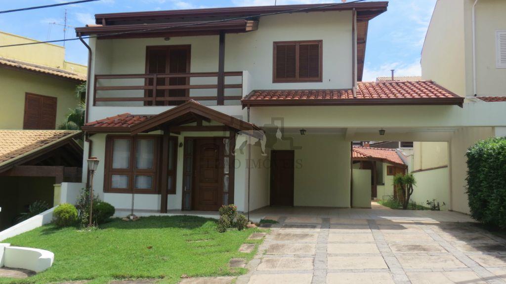 Casa residencial à venda, Condominio Villagio Florença, Valinhos.