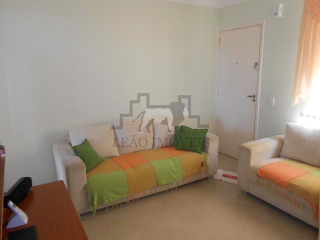 Apartamento residencial à venda, Vila Santana, Campinas.