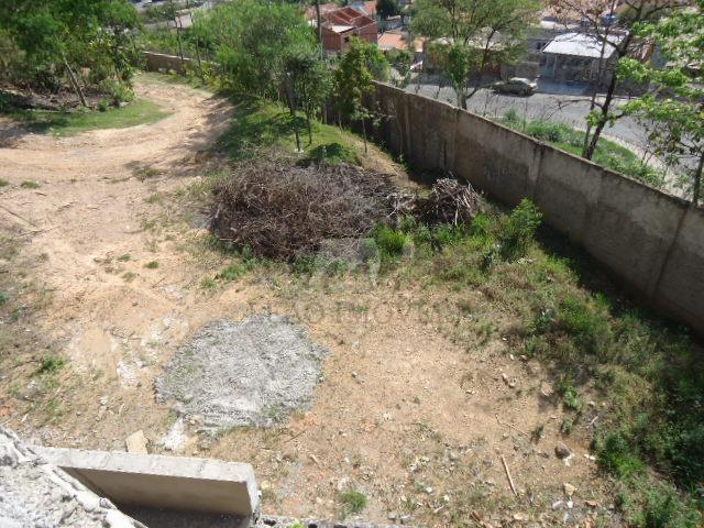 Terreno residencial à venda, Condomínio Água da Serra, Valinhos.