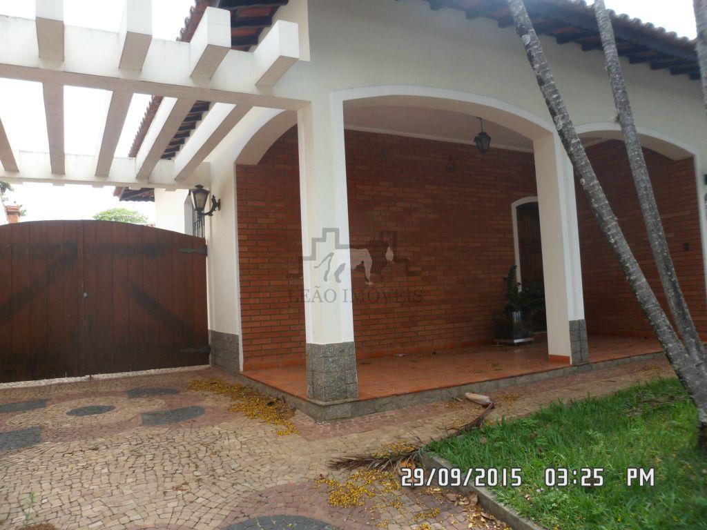 Casa comercial para locação, Vila Coqueiro, Valinhos.
