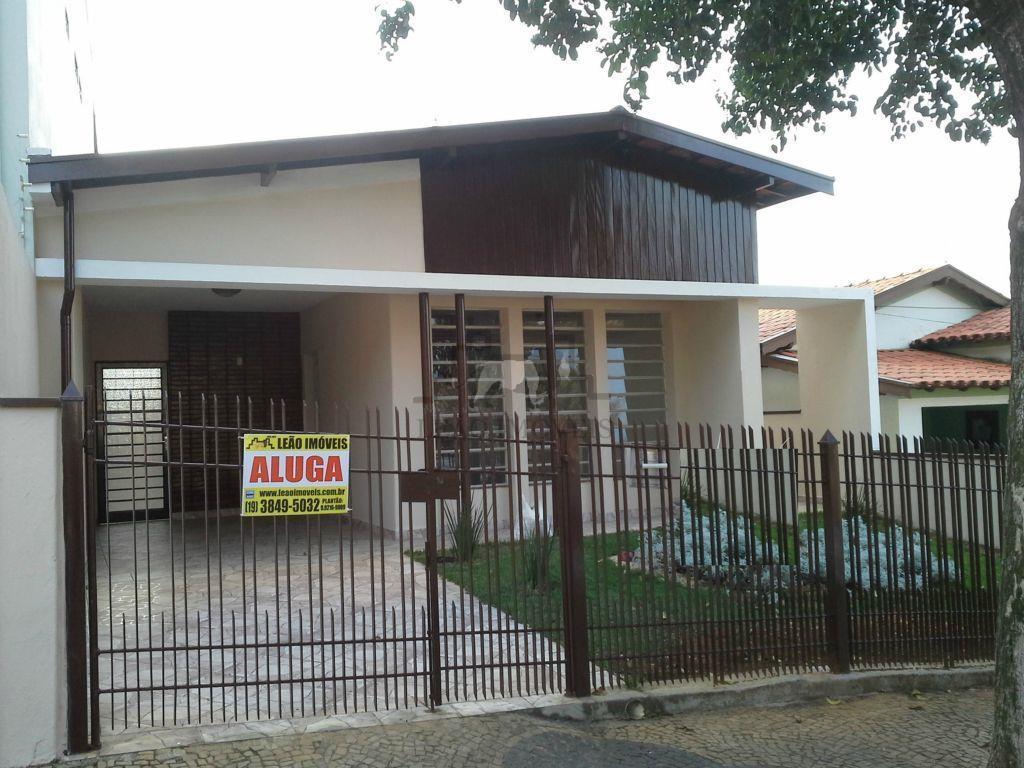 Casa comercial para locação, Vila Papelão, Valinhos.