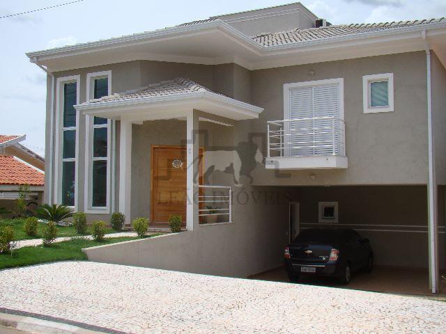 Casa residencial à venda, Condomínio Residencial Village Di Fiori, Valinhos.