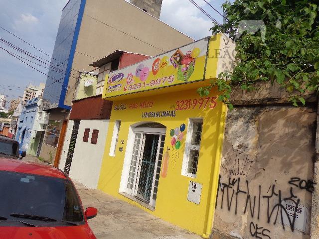 Prédio comercial à venda, Bosque, Campinas - PR0021.