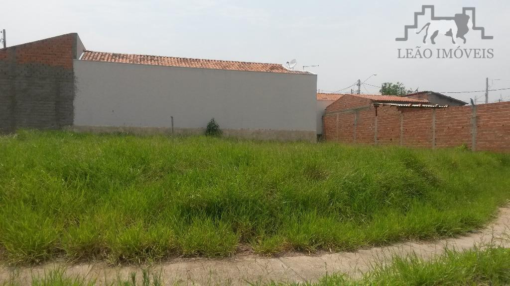 Terreno residencial à venda, Loteamento Residencial Campina Verde, Campinas.