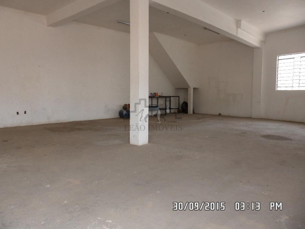 Barracão comercial para locação, Residencial Santa Maria, Valinhos.