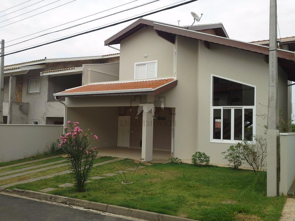 Casa residencial para locação, Condomínio Residencial Águas da Serra , Valinhos.