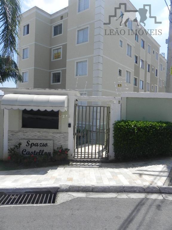 Apartamento  residencial para locação, Swift, Campinas.