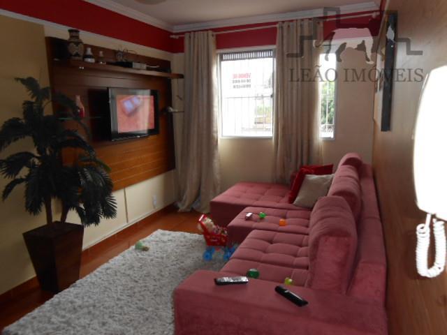 Apartamento residencial à venda, Loteamento Country Ville, Campinas.