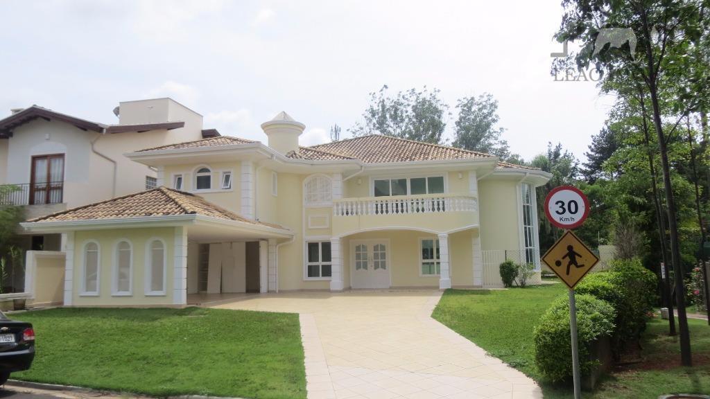 Casa residencial para locação, Condomínio Villa Toscana, Valinhos.