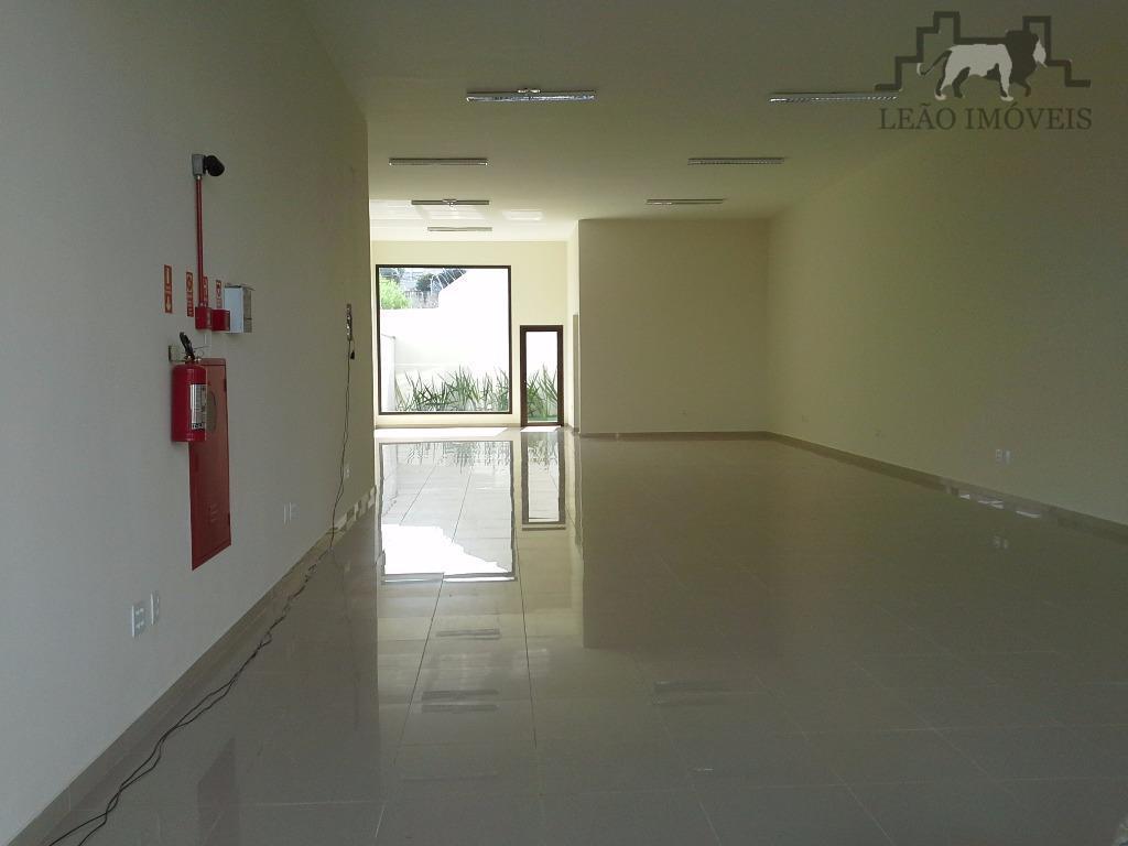 Sala comercial para locação, Jardim Paiquerê, Valinhos - SA0069.