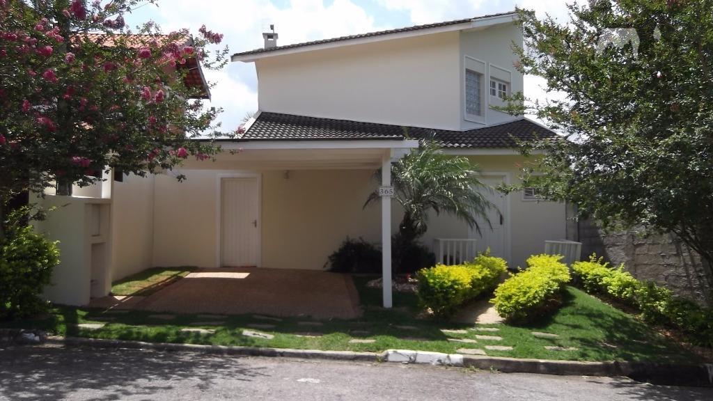 Casa residencial para locação, Condomínio Grape Village, Vinhedo.