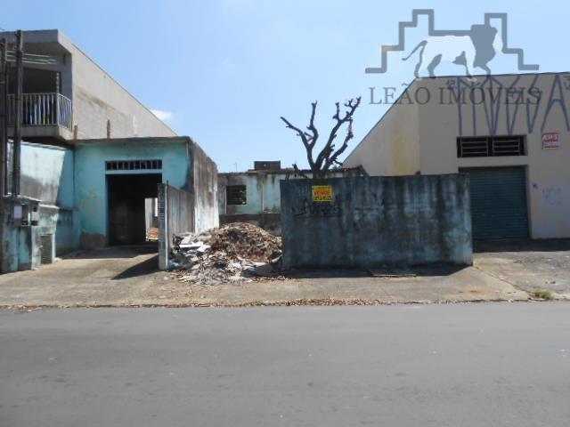 Terreno residencial à venda, Parque Residencial Salerno (Nova Veneza), Sumaré.