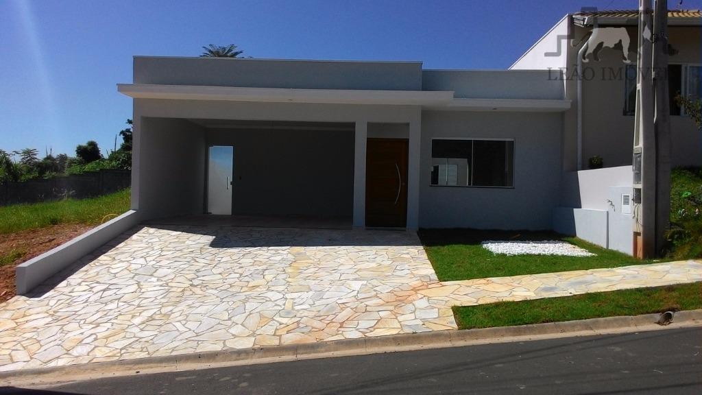 Casa residencial à venda, Condomínio Residencial Flor da Serra , Valinhos.