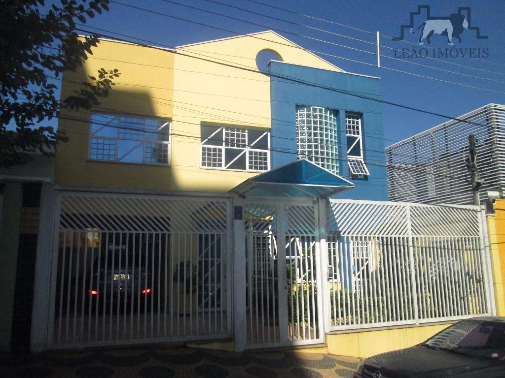 Sala comercial para locação, Jardim Bela Vista, Valinhos.