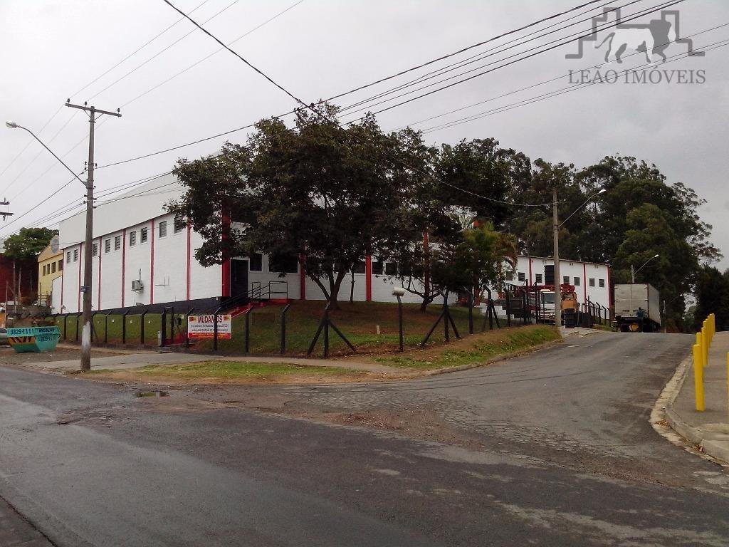 Barracão comercial para locação, Chácaras São Bento, Valinhos.