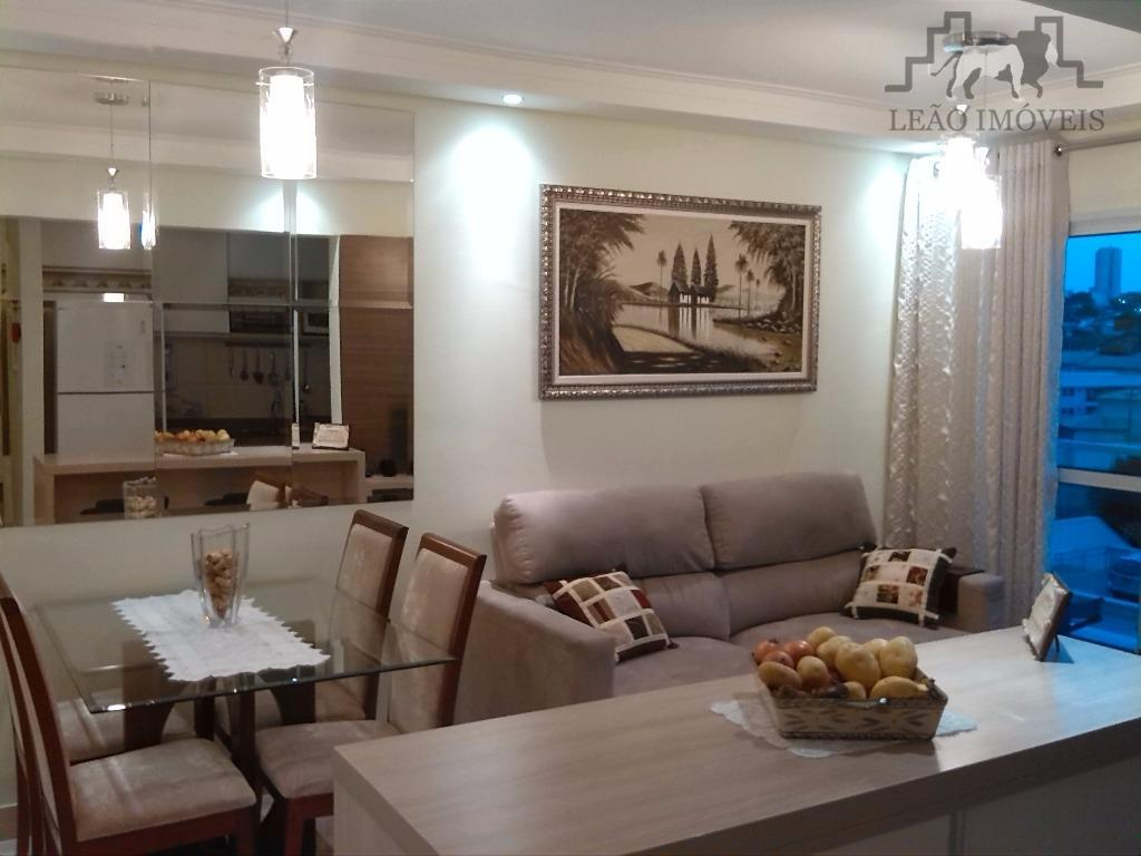 Apartamento residencial para venda e locação, Condomínio Piazza Di San Marco , Valinhos - AP1104.
