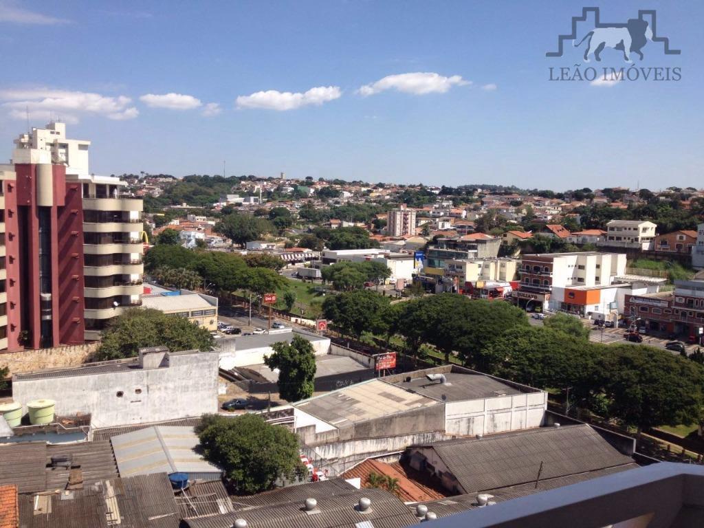 Apartamento residencial à venda, Jardim Santo Antônio, Valinhos.
