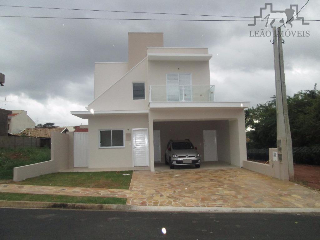 Casa residencial à venda, Condomínio São Domingos, Valinhos.