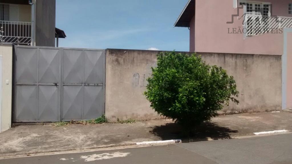 Terreno residencial à venda, Parque Via Norte, Campinas.