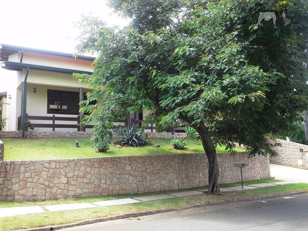 Casa residencial para locação, Condomínio Vale do Itamaracá, Valinhos.