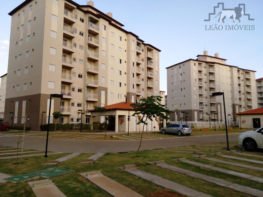 Apartamento residencial para venda e locação, Condomínio Brisa Club House, Valinhos.