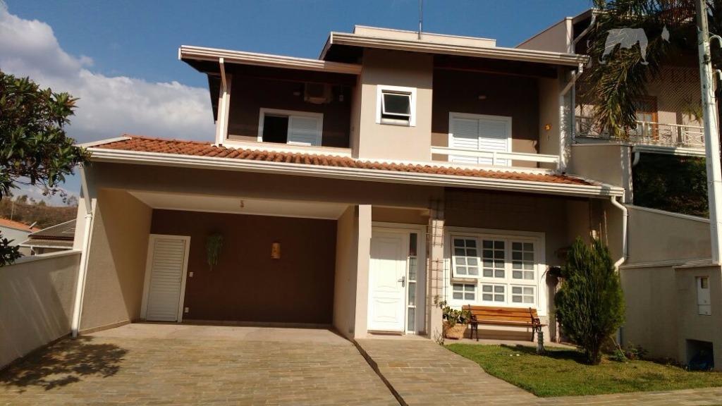 Casa residencial à venda, Roncáglia, Valinhos.
