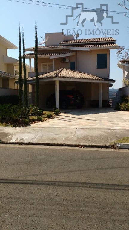 Casa residencial à venda, Condomínio Residencial Terras do Oriente, Valinhos.