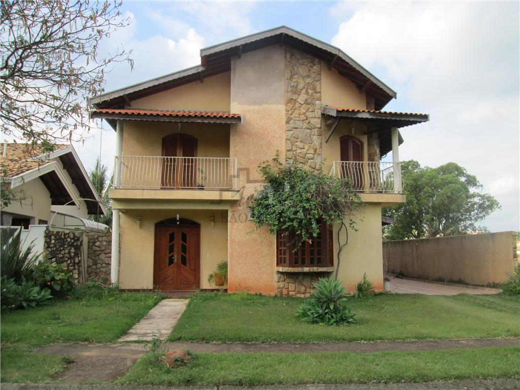 Casa  residencial à venda, Condominio Residencial Terras do Caribe, Valinhos.