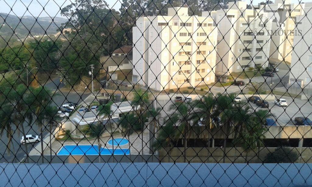 Apartamento  residencial à venda, Condomínio Residencial Chiari, Valinhos.