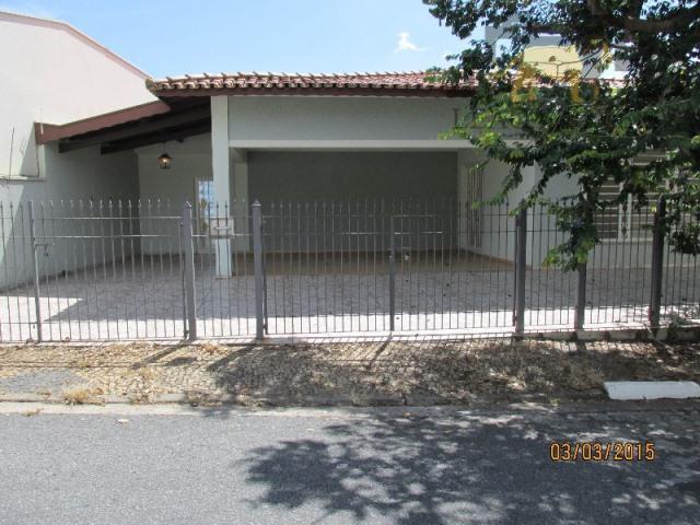 Casa residencial para venda e locação, Vila Papelão, Valinhos - CA1464.