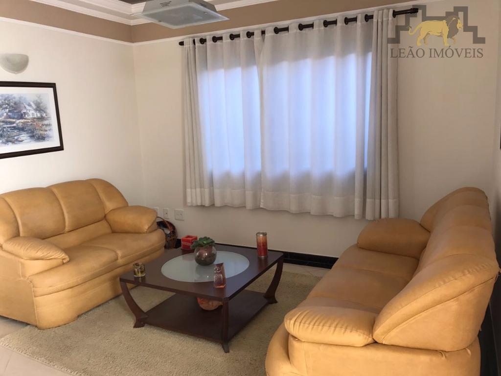 Casa residencial à venda, Condomínio Vila Brasiliana, Valinhos - CA2254.