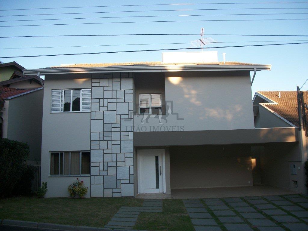 Casa residencial à venda, Condomínio Oruam, Valinhos.