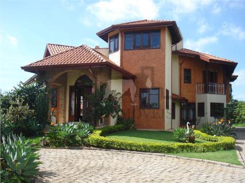 Casa residencial à venda, Condomínio Chácara Flora, Valinhos.