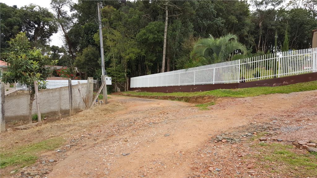 Terreno à venda em Ribeirão Vermelho, Quitandinha - PR