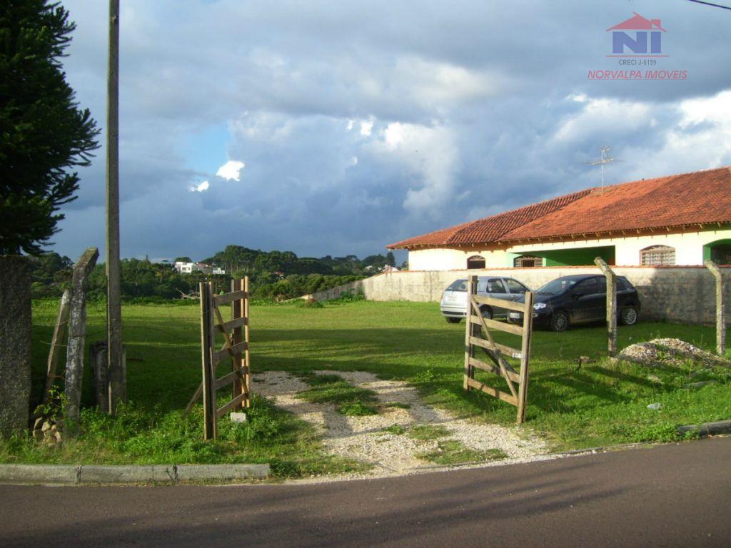 Terreno residencial à venda, Taboão, Curitiba.