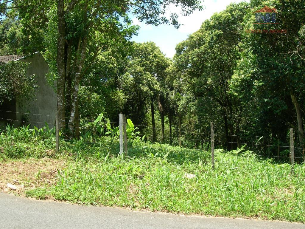 Terreno residencial à venda, Abranches, Curitiba.