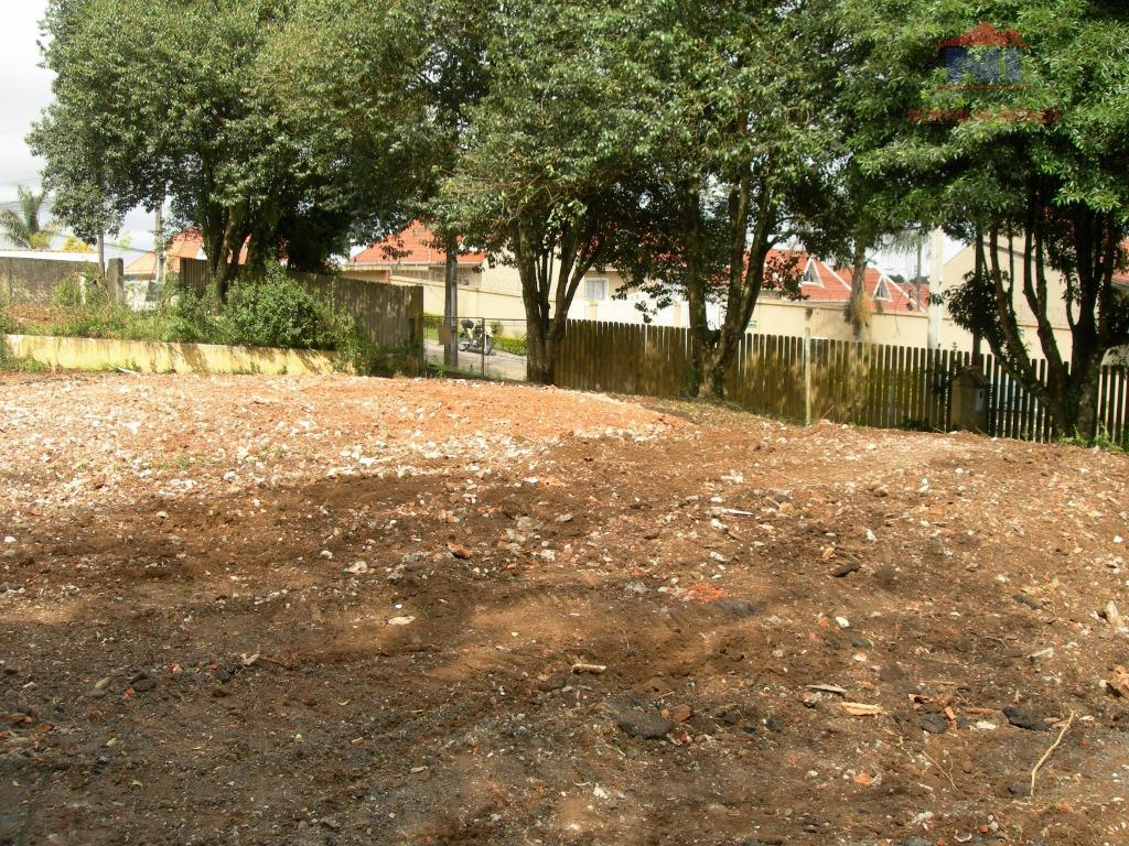 Terreno residencial à venda, Barreirinha, Curitiba.