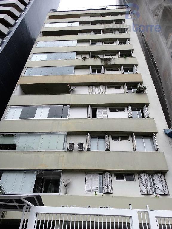 Cobertura residencial à venda, Batel, Curitiba - CO0022.