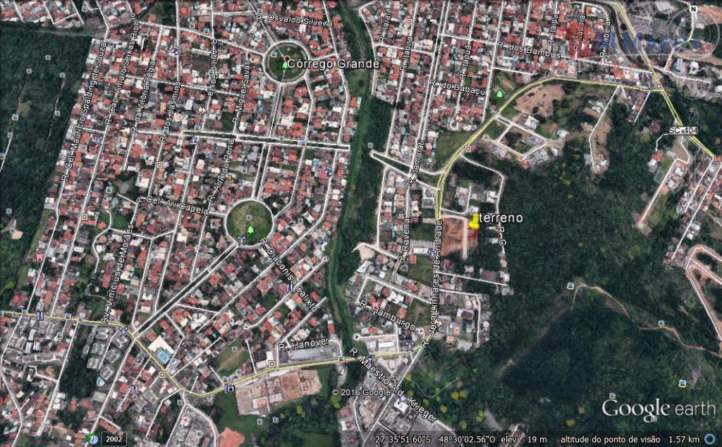 terreno em condomínio fechado (jardim itália v), linda vista frontal, fundos para área verde perto de...