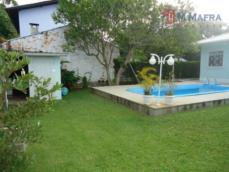 Excelente residência em rua tranquila e sem saída, Ribeirão da Ilha, Florianópolis - CA0078.