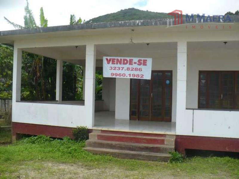 Casa Residencial à venda, Ribeirão da Ilha, Florianópolis - CA0058.