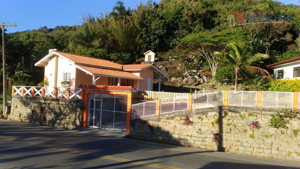 Casa residencial à venda, Morro das Pedras, Florianópolis.
