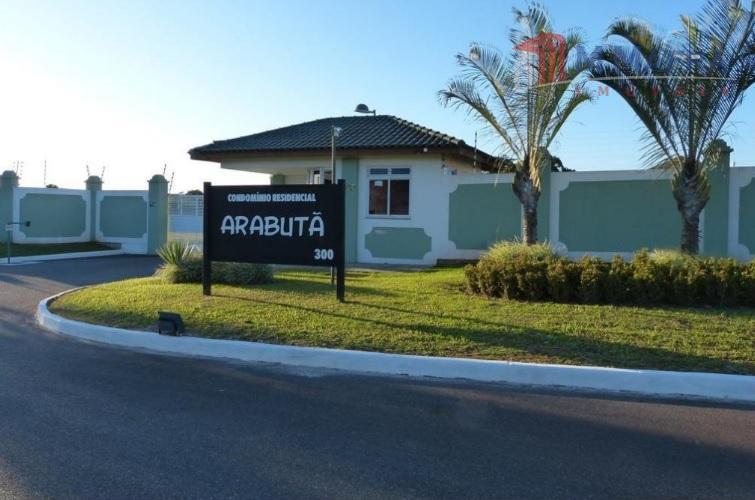 Lote no Condomínio Arabutã por R$ 350 mil.